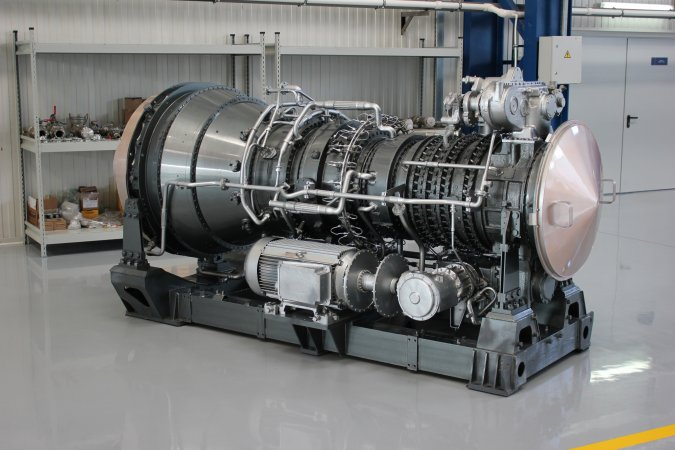 M70FRU gas turbine engine